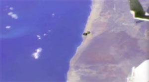 """Een mooi moment: """"onze"""" satteliet wordt gelanceerd vanuit het ISS!"""